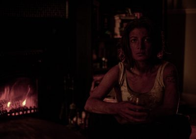 As The Wanderer in Terrible Things. Dir. Ciarán Hickey